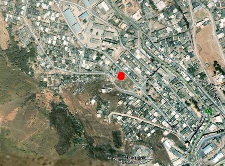 زمین 202 متری ، پایین تر از میدان بسیج