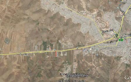 زمین 5000 متری بزرگراه اسلام آباد (قابل معاوضه)