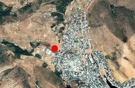 زمین 187 متری ، شهرک ظفر انتهای هورامان ششم