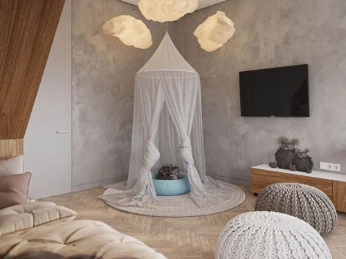ایده هایی برای طراحی اتاق خواب کودکان و نوجوانان